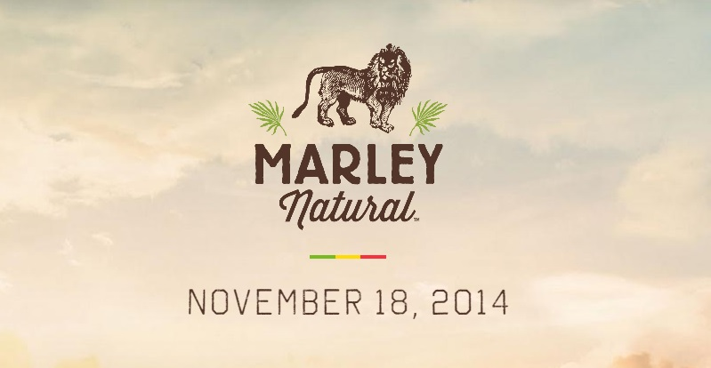 MarleyNatural.com - first celebrity branded marijuana