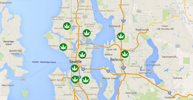 Getting your dispensary listed locally